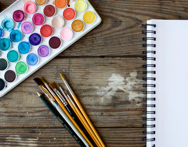 activity therapy - art therapy at sound recovery centers
